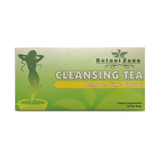 Cleansing Tea Lemon-Lime Flavor 减肥茶柠檬口味