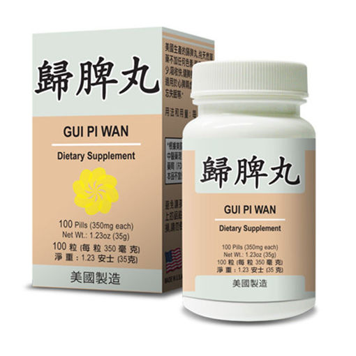 Gui Pi Wan 归脾丸