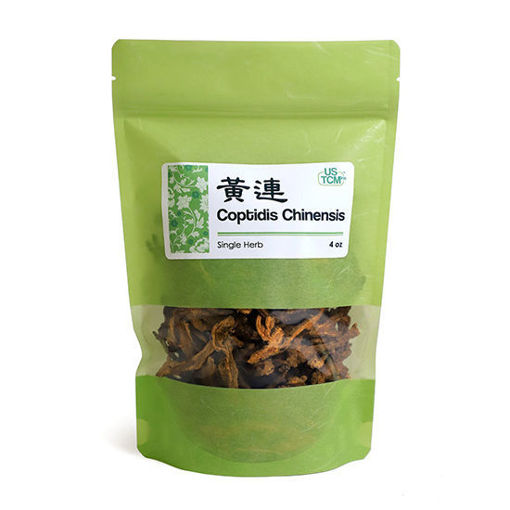 Rhizoma Coptidis Goldthread Huang Lian 黄莲