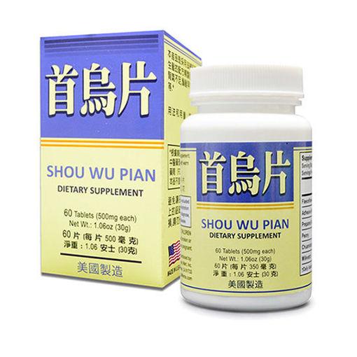 Shou Wu Pian 首乌片