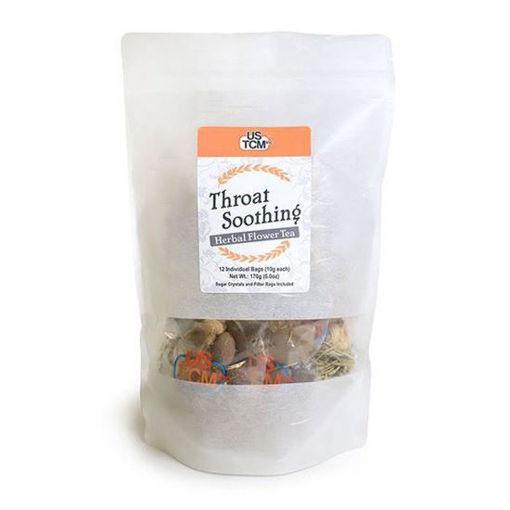 Throat Soothing Herbal Flower Tea 清肺潤喉茶