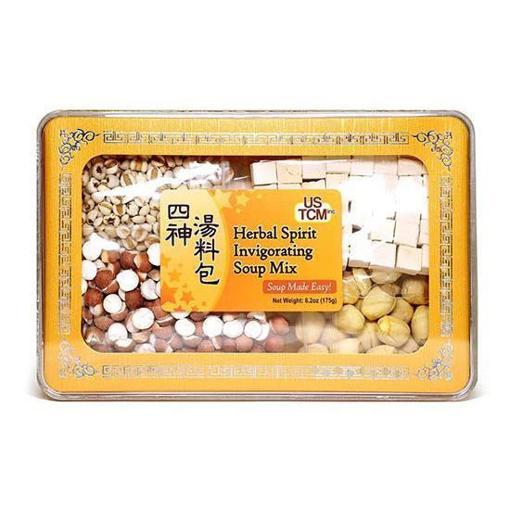 Herbal Spirit Invigorating Soup Mix 四神湯料包