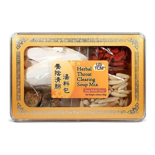 Herbal Throat Clearing Soup Mix 養陰清肺湯料包