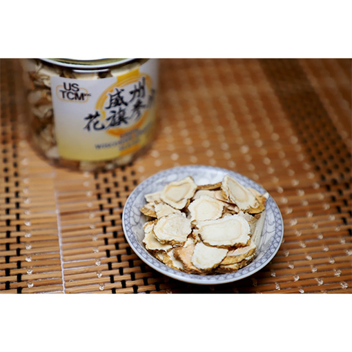 Wisconsin Ginseng Slices 威州花旗参切片