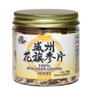 Wisconsin Ginseng Slices 威州花旗参切片 2 oz